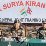 indo-nepal-army-training